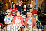 Anna Douglas, Rock st. Celebrates a special birthday with family and friends at Croi the square tralee on saturday front l-r Ina Healy, Anna Douglas,Bernie Roche, Back l-r Jecinta power, Eugene Moriarty, Patricia Douglas, Caitriona O'Sullivan