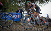 Alicia Franck (BEL/Bike7)<br /> <br /> 25th Koppenbergcross 2016