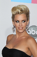 LOS ANGELES, CA - NOVEMBER 18: Jenny McCarthy at the 40th American Music Awards held at Nokia Theatre L.A. Live on November 18, 2012 in Los Angeles, California. Credit: mpi20/MediaPunch Inc. NortePhoto