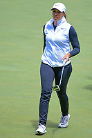 Cheyenne Woods (USA) departs 12 after sinking her putt during round 1 of  the Volunteers of America Texas Shootout Presented by JTBC, at the Las Colinas Country Club in Irving, Texas, USA. 4/27/2017.<br /> Picture: Golffile | Ken Murray<br /> <br /> <br /> All photo usage must carry mandatory copyright credit (&copy; Golffile | Ken Murray)