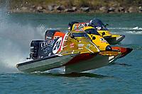 Spencer Love, (#24), Mark Proffitt (#27), Bryan Babineau (#241)   (Formula 1/F1/Champ class)