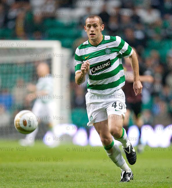 Scott Cuthbert, Celtic