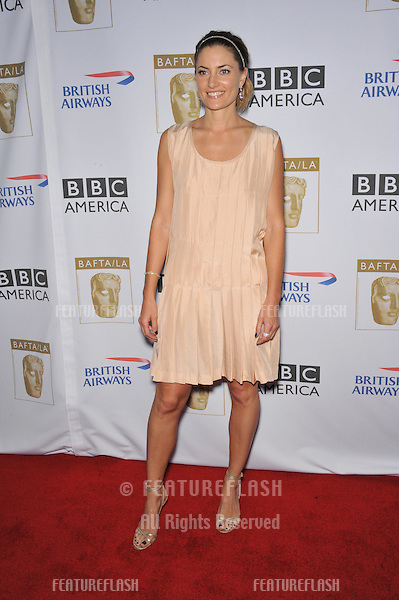 Madchen Amick at BAFTA/LA's sixth annual TV Tea Party to celebrate the Emmys at the Intercontinental Hotel, Century City..September 20, 2008  Los Angeles, CA.Picture: Paul Smith / Featureflash