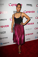 HOLLYWOOD, CA - AUGUST 23: Daphne Wayans, at Premiere Of DIRECTV And Vertical Entertainment's 'The Layover' at The ArcLight Hollywood on August 23, 2017 in Los Angeles, California. Credit: Faye Sadou/MediaPunch