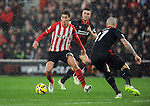 Filip Djuricic of Southampton - Barclays Premier League - Southampton vs Liverpool - St Mary's Stadium - Southampton - England - 22nd February 2015 - Pic Robin Parker/Sportimage