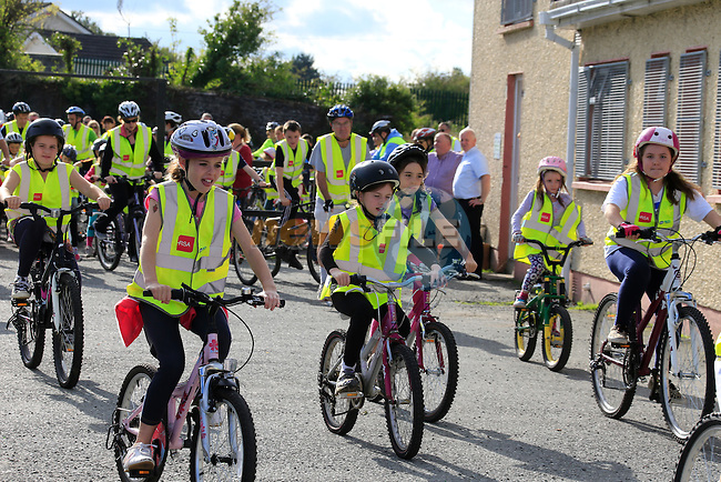 Duleek Cycle<br /> Picture Fran Caffrey www.newsile.ie