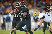 STANFORD, CA-NOVEMBER 30, 2012 - Stepfan Taylor rushes for yardage against UCLA during the PAC-12 Championship at Stanford Stadium. Taylor would become Stanford's all-time leading rusher.