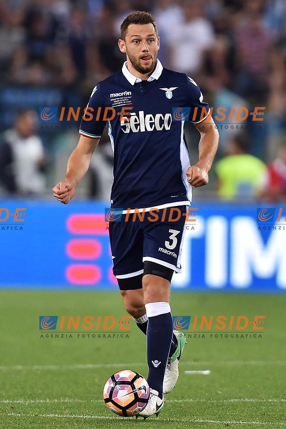 Stefan De Vrij Lazio <br /> Roma 17-05-2017 Stadio Olimpico Finale Coppa Italia 2016/2017 Juventus - Lazio Foto Andrea Staccioli / Insidefoto