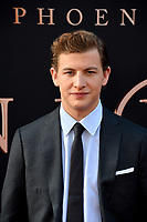 "LOS ANGELES, USA. June 05, 2019: Tye Sheridan at the premiere for ""X-Men: Dark Phoenix"" at Paramount Theatre.<br /> Picture: Paul Smith/Featureflash"