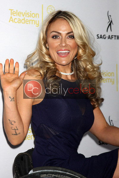 Tiphany Adams<br /> at the Dynamic &amp; Diverse:  A 66th Emmy Awards Celebration of Diversity Event, Television Academy, North Hollywood, CA 11-12-14<br /> David Edwards/DailyCeleb.com 818-249-4998