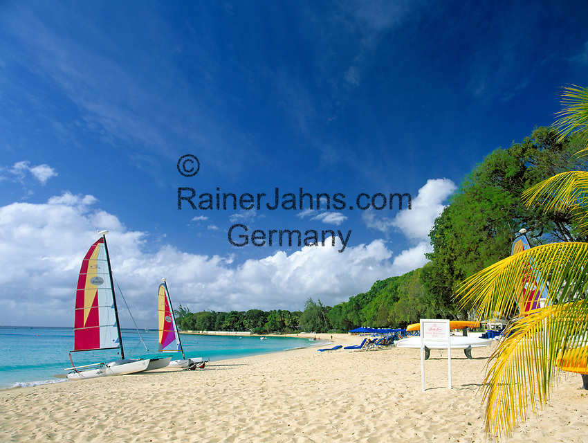 BRB, Barbados, Sandy Lane Hotel - Strand | BRB, Barbados, Sandy Lane Hotel - beach