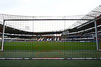 A general view of the Kingston Communications Stadium ahead of the Capital One Cup match between Hull City and Swansea City
