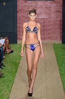 Jade Turner at Julia Veli Swimwear Show during Funkshion Fashion Swim Week 2013 at Miami Beach, FL on July 19, 2012