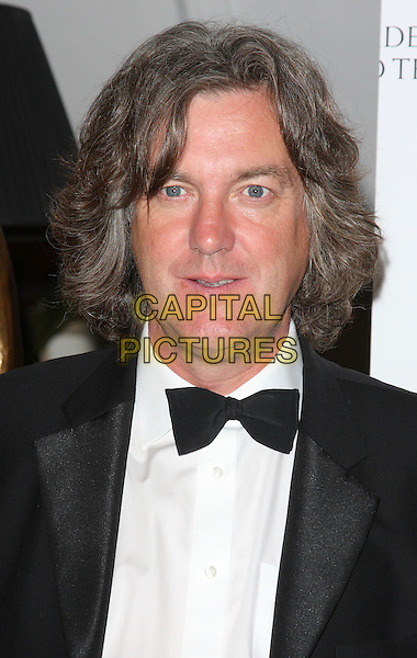 JAMES MAY .British Academy Television Craft Awards at the Hilton, Park Lane, London, England, UK, May 23rd 2010.BAFTA portrait headshot black bow tie white shirt tuxedo tux .CAP/ROS.©Steve Ross/Capital Pictures