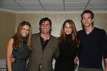 Chrishell Stause - Vincent Irizarry - Jamie Luner - Adam Mayfield at a benefit for American Lung Association on December 6, 2009 at Mezza on the Green at the Lawrence Country Club. (Photos by Sue Coflin/Max Photos)