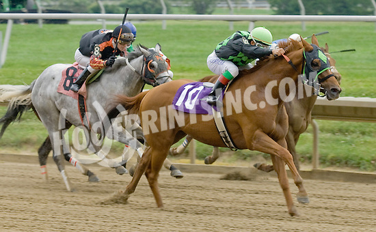 Carolus Magnus winning at Delaware Park on 6/27/11