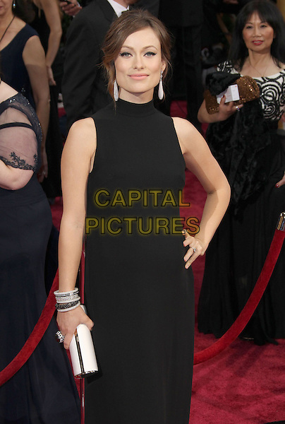 02 March 2014 - Hollywood, California - Olivia Wilde. 86th Annual Academy Awards held at the Dolby Theatre at Hollywood &amp; Highland Center. <br /> <br /> CAP/ADM/RE<br /> &copy;Russ Elliot/AdMedia/Capital Pictures