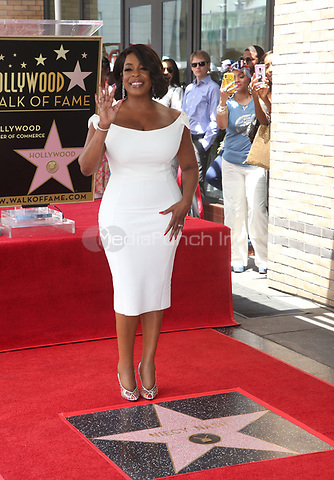 HOLLYWOOD, CA - JULY 11: Niecy Nash, at Niecy Nash Honored With Star On The Hollywood Walk Of Fame in Hollywood, California on July 11, 2018. Credit: Faye Sadou/MediaPunch