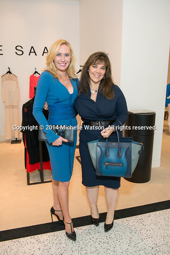 Elie Saab Fashion Show and Luncheon hosted by Lynn Wyatt benefiting Trees of Hope at Tootsies