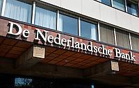 De Nederlandsche Bank aan het Westeinde in Amsterdam