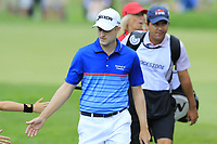 Russell Knox (SCO) walks to the 9th tee during Saturday's Round 3 of the WGC Bridgestone Invitational 2017 held at Firestone Country Club, Akron, USA. 5th August 2017.<br /> Picture: Eoin Clarke | Golffile<br /> <br /> <br /> All photos usage must carry mandatory copyright credit (&copy; Golffile | Eoin Clarke)