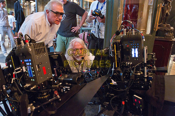 Martin Scorsese, director.on the set of Hugo.*Filmstill - Editorial Use Only*.CAP/PLF.Supplied by Capital Pictures.