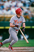 1997: Geoff Jenkins of the Tucson Toros in action during the 1997 season in Las Vegas,NV.  Photo by Larry Goren/Four Seam Images