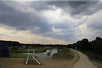 Callum Shinkwin ENG) tees off the 16th tee during Saturday's Round 3 of the Porsche European Open 2018 held at Green Eagle Golf Courses, Hamburg Germany. 28th July 2018.<br /> Picture: Eoin Clarke | Golffile<br /> <br /> <br /> All photos usage must carry mandatory copyright credit (&copy; Golffile | Eoin Clarke)