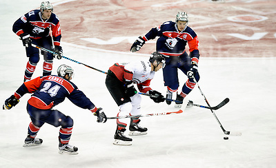 November 01-2016,Mercedes-Benz Arena,Berlin,Germany<br /> Champions Hockey League<br /> Ice Hockey	 <br /> Eisb&auml;ren Berlin - FR&Ouml;LUNDA HC<br /> Frolunda wins 1:6