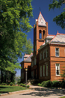 AJ2121, Georgia, Madison, The Madison-Morgan Cultural Center built in 1859 was on of the first brick grade schools in the South.
