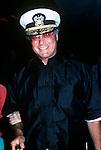 Larry Hagman in Los Angeles, California in 1988.