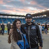 San Jose, CA - Saturday March 02, 2019: Major League Soccer (MLS) match between the San Jose Earthquakes and the Montreal Impact at Avaya Stadium.