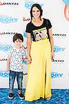 """Maria Jose Besora attends to the morning premiere of the film """"Buscando a Dory"""" at Cines Kinepolis in Madrid. June 19. 2016. (ALTERPHOTOS/Borja B.Hojas)"""