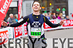 Tom Foley, 111 who took part in the 2015 Kerry's Eye Tralee International Marathon Tralee on Sunday.