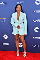 LOS ANGELES, USA. June 07, 2019: Melina Matsoukas at the AFI Life Achievement Award Gala.<br /> Picture: Paul Smith/Featureflash