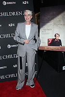 NEW YORK, NY - SEPTEMBER 11:  Emma Thompson  at the Premiere of The Children Act   at the Walter Reade Theater in New York City on September 11, 2018. <br /> CAP/MPI/RW<br /> &copy;RW/MPI/Capital Pictures