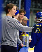 Jacob Josefson (Sweden - 26) - Team Sweden practiced at the Urban Plains Center in Fargo, North Dakota, on Saturday, April 18, 2009 in the morning prior to their final match against the Czech Republic during the 2009 World Under 18 Championship.
