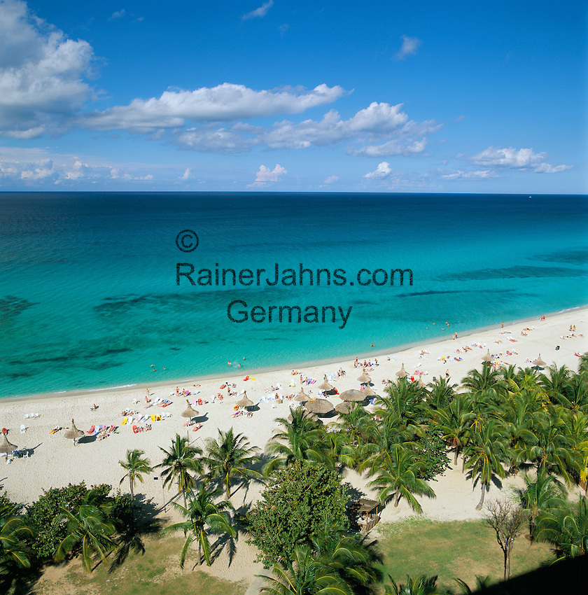Cuba, Peninsula De Hicacos, Varadero: Beach | Kuba, Peninsula De Hicacos, Varadero: Strandurlaub