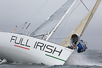 David Kenefick - Irish Sailor of the Year 2013/French Rookie of the year 2013. David Kenefick Irish figaro sailor 2014. Photo credit: Brian Carlin (Editorial Rights Only)