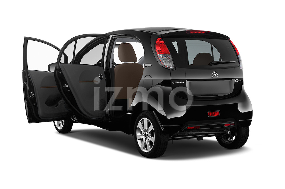 Car images of 2016 Citroen C-Zero Confort 5 Door Micro Car Doors
