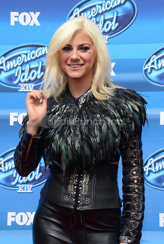 HOLLYWOOD, CA - MAY 13: Jax arriving at the 2015 American Idol Season 14 Finale at the Dolby Theatre on May 13, 2015 in Hollywood, California. Credit: PGTW/MediaPunch
