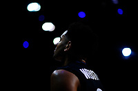 New Zealand's Corey Webster during the FIBA World Cup qualifier between the New Zealand Tall Blacks and South Korea at TSB Bank Arena in Wellington, New Zealand on Thursday, 23 November 2017. Photo: Dave Lintott / lintottphoto.co.nz