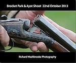 Brocket Park & Ayot Shoot  22nd October 2013