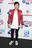 Ryan Lawrie<br /> at the Capital Radio Summertime Ball 2016, Wembley Arena, London.<br /> <br /> <br /> ©Ash Knotek  D3132  11/06/2016