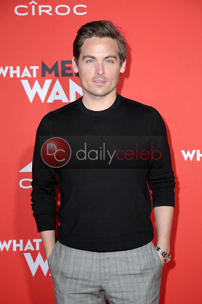 """Kevin Zegers<br /> at the """"What Men Want"""" Premiere, Village Theater, Westwood, CA 01-28-19<br /> David Edwards/DailyCeleb.com 818-249-4998"""