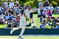 Stuart Broad of England during Day 2 of the Second International Cricket Test match, New Zealand V England, Hagley Oval, Christchurch, New Zealand, 31th March 2018.Copyright photo: John Davidson / www.photosport.nz