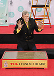 2014 TCM Classic Film Festival - Jerry Lewis Hand And Footprint Ceremony 4-12-14