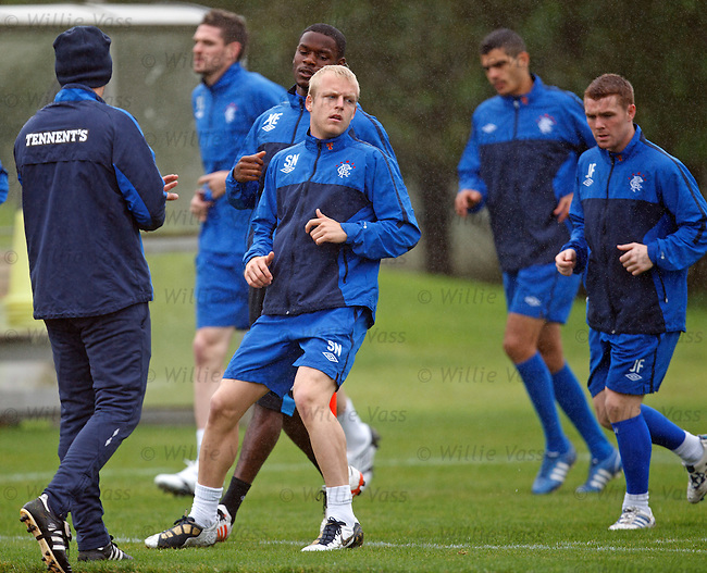 Steven Naismith fit and ready after Scotland duty
