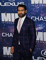 "11 June 2019 - New York, New York - Kumail Nanjiani. ""Men In Black: International"" New York Premiere held at AMC Lincoln Square. Photo Credit: Mario Santoro/AdMedia"