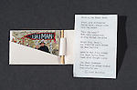Drive to the Desert Haiku,  Miniature Book by Jude Balthis